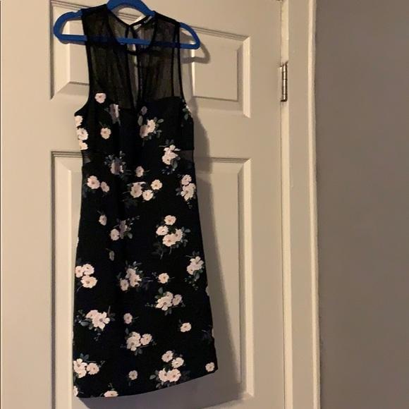 Express Dresses & Skirts - Size 0 Navy mini sleeveless dress